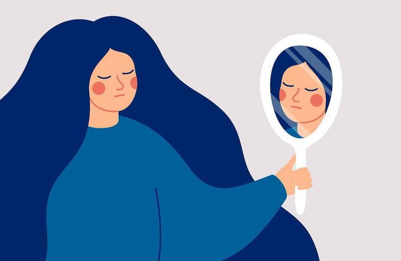 Jeg har aldri kjent meg komfortabel i min egen kropp, og noen ganger er jeg redd det aldri kommer til å forandre seg, skriver Aivy Liu. Illustrasjon: iStock