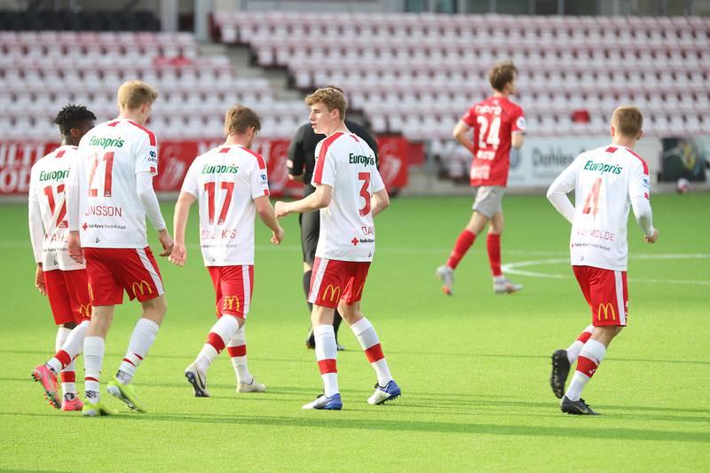 FFK - Strømmen 2-1 på Fredrikstad stadion.