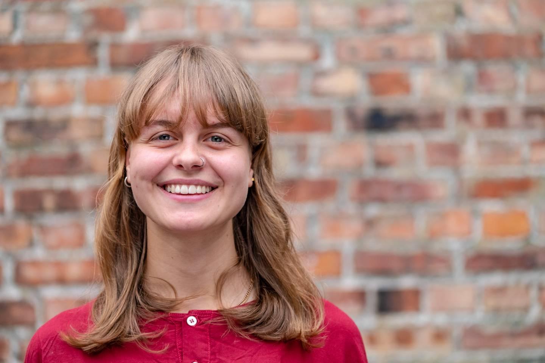 Lea Justine Nesheim, nestleder i Natur og Ungdom.