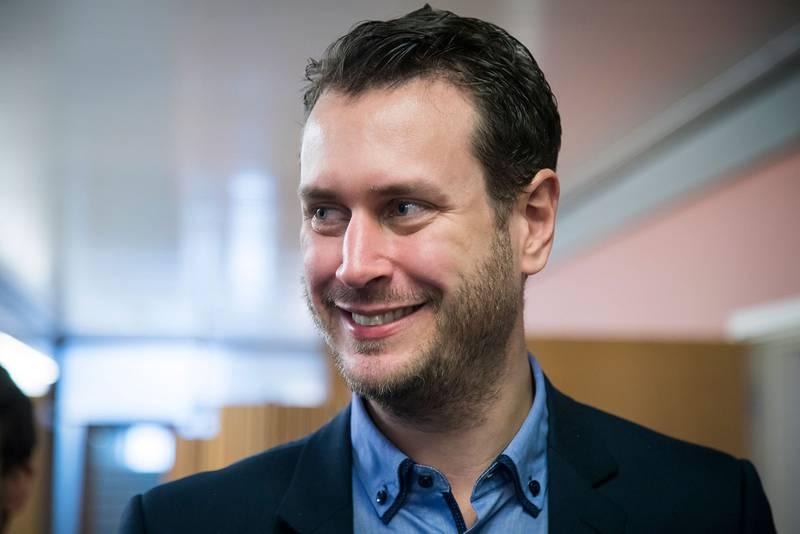 Helge André Njåstad er stortingsrepresentant fra Hordaland Frp. FOTO: HEIKO JUNGE/NTB SCANPIX