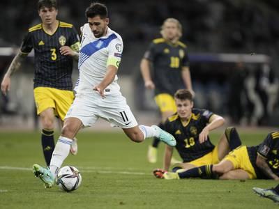 VAR-drama da Sverige slapp Hellas inn i VM-kampen