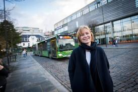 Kraftig fall i bussreisene under koronapandemien
