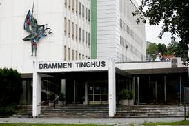 Tre menn dømt for gruppevoldtekt i Drammen