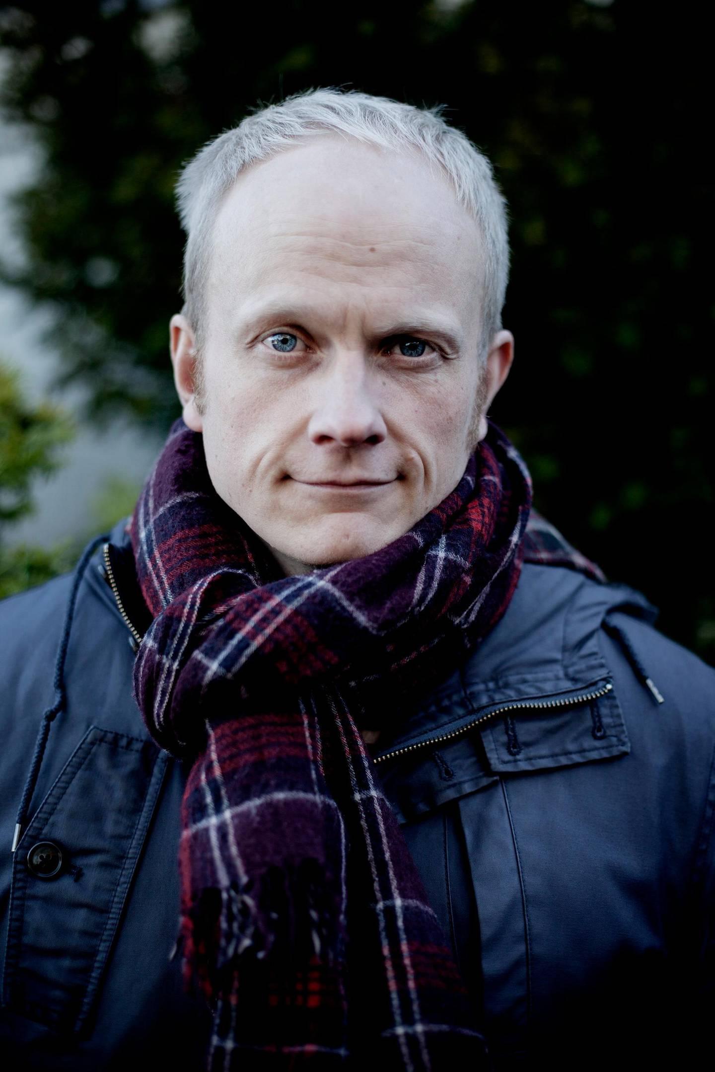 Reportasje om selvhjelpsbøker, mindfullness. Ole Jacob Madsen.  Foto: Hilde Unosen