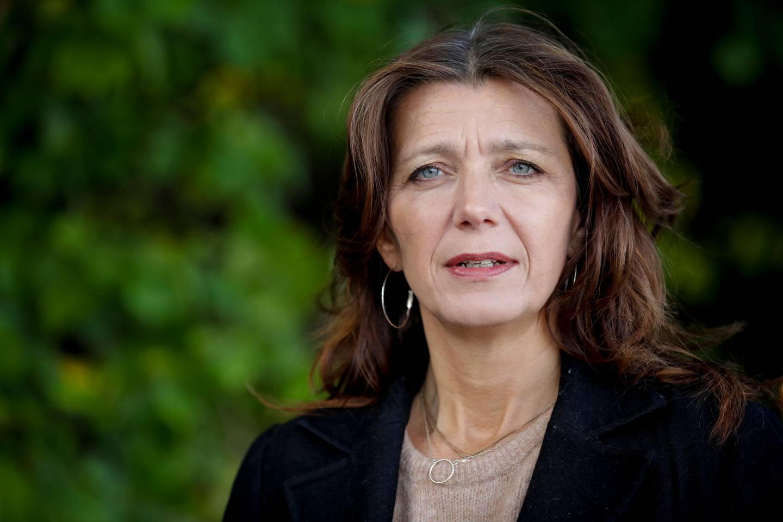 Oslo 20200916.  Administrerende direktør i NHO Service og Handel, Anne-Cecilie Kaltenborn er ikke fornøyd med streik blant vektere. Foto: Vidar Ruud / NTB