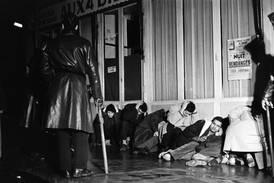 60 år siden Paris-massakren som ble dysset ned