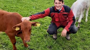 Misjonsarbeider Rhett vil jobbe gratis i hagen din