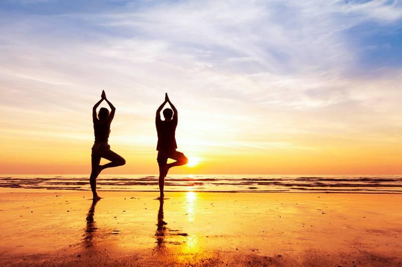 Lær deg yoga i yogaens hjemland India.