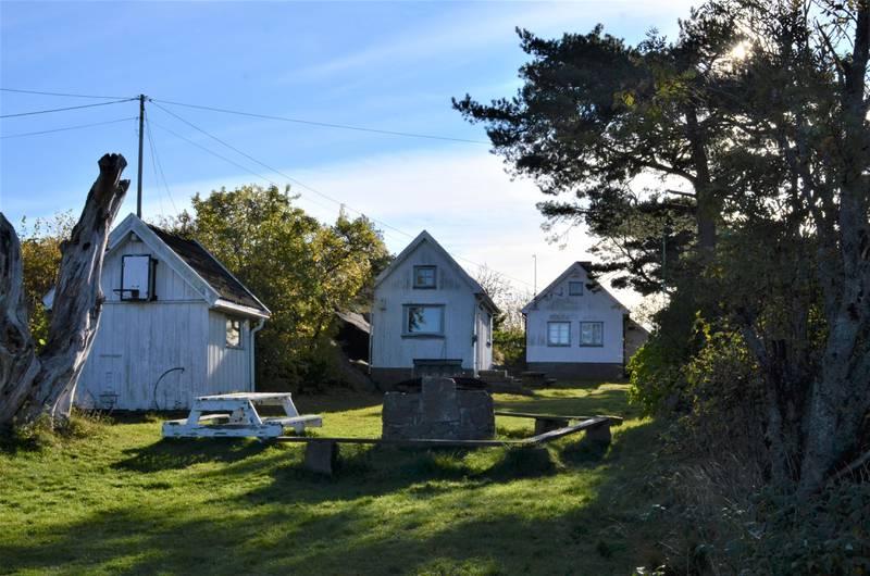 Pynten ligger idyllisk til ytterst på Langøya på Kråkerøy.