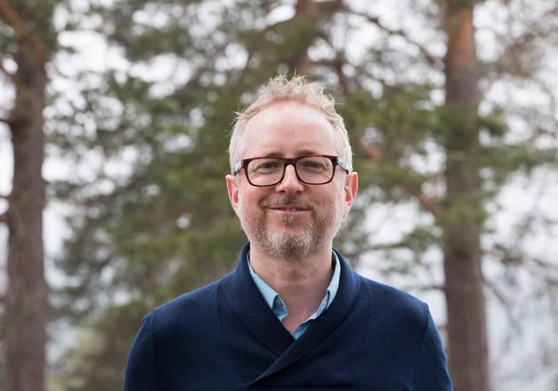 Oslo  20180420. Bård Vegar Solhjell fotografert på Sognsvann. Foto: Terje Pedersen / NTB