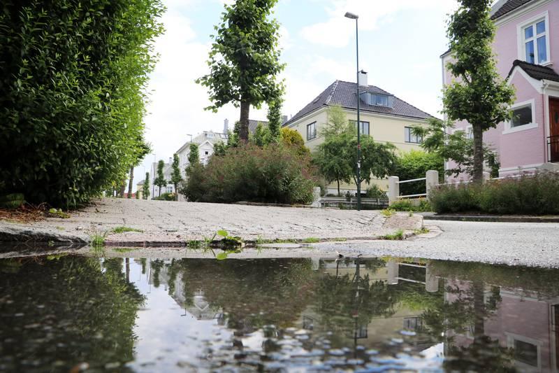 Det er ikke meldt det beste sommerværet denne uken. Innbyggere i Stavanger og omegn må forberede seg på regnbyger.