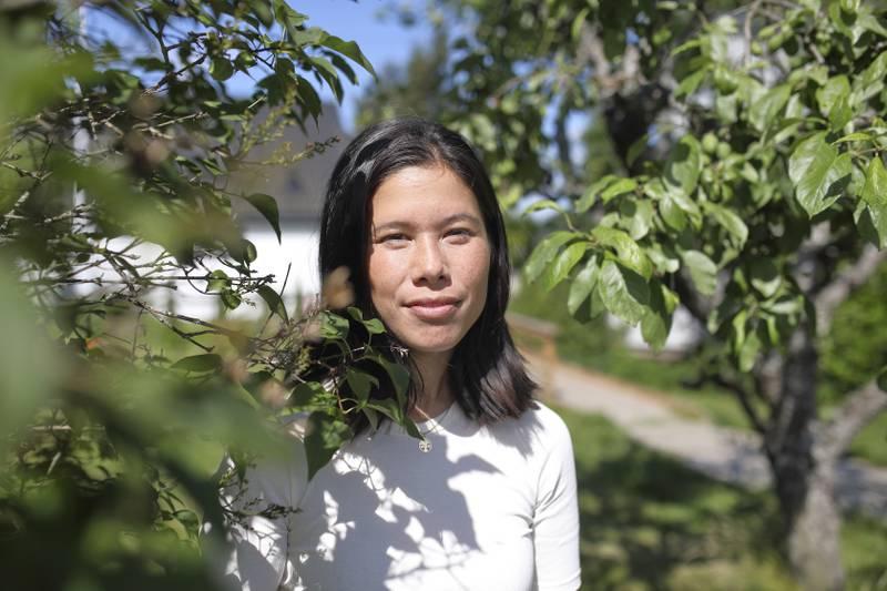 Miljøpartiet de Grønnes Lan Marie Berg