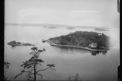 Øya som forsvant
