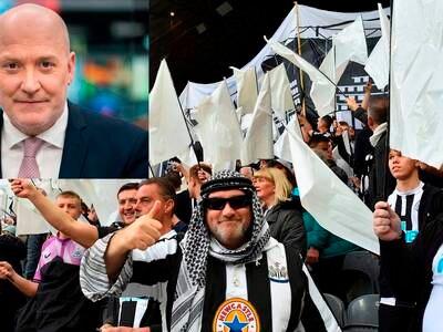 Fin Gnatt om Newcastle-oppkjøpet: – Et «venta mord»
