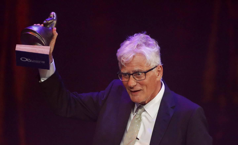 Petter Vennerød fikk Amandakomiteens Ærespris i 2019.