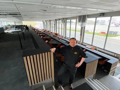 Travbanen pusser opp for 20 mill.: – Vil bli den nye møteplassen på Forus