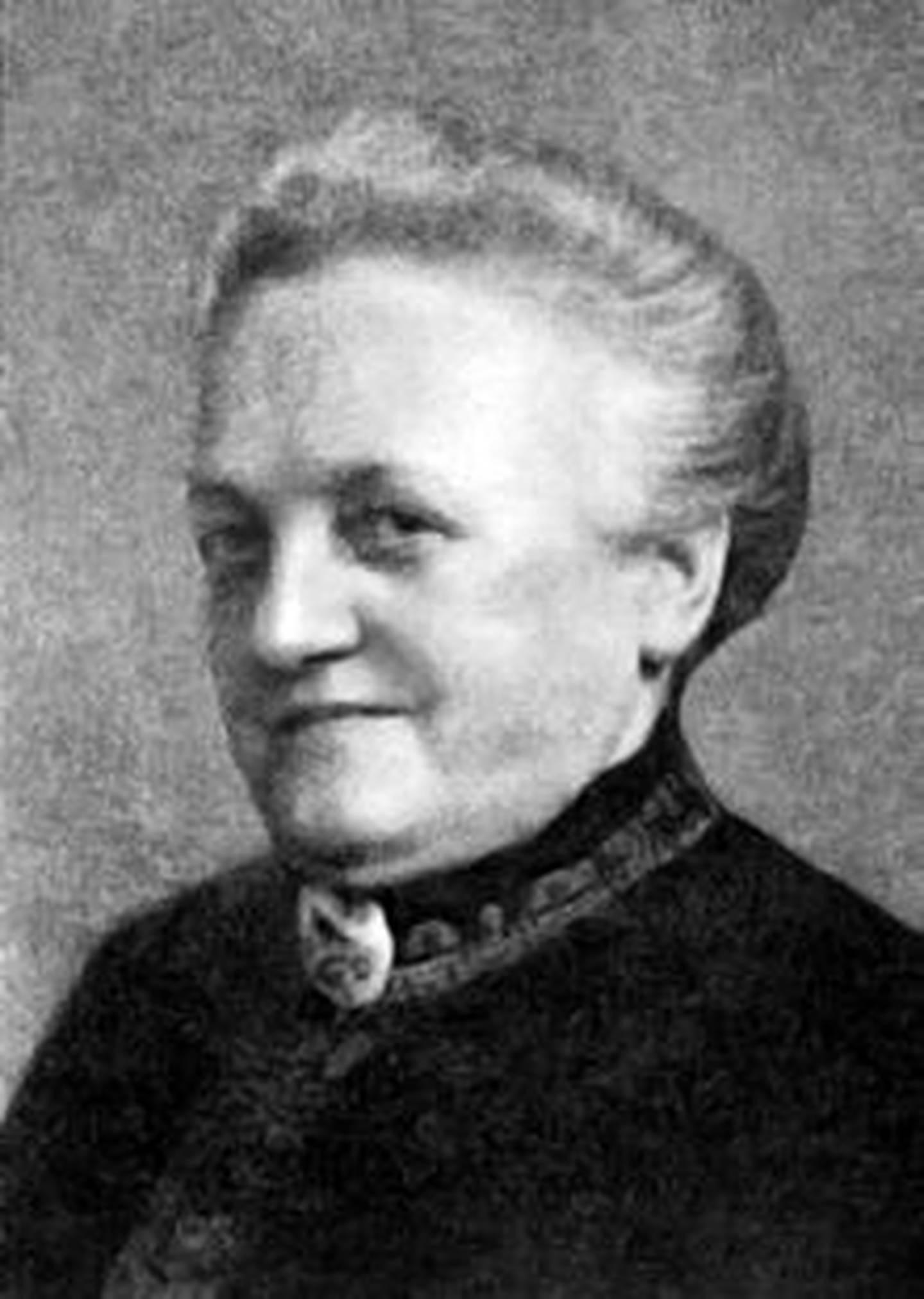 Anna Hagmann fra Moss.