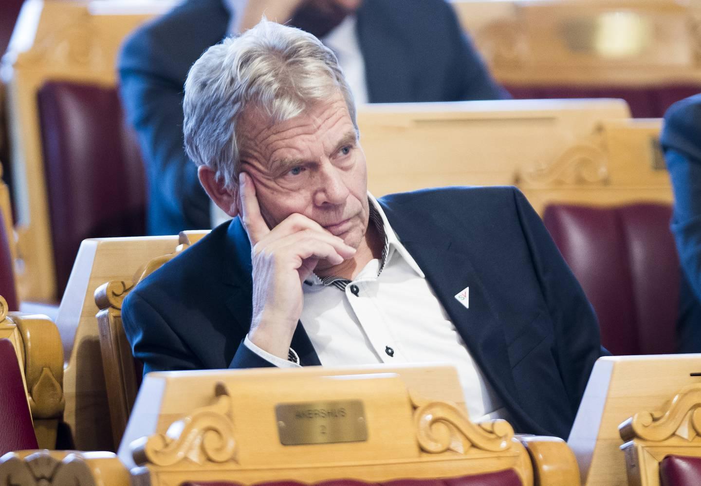 SVs stortingsrepresentant Arne Nævra.