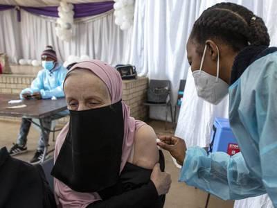 Stormakter knivar om vaksinar til afrikanske land