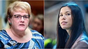 Grande om Lan-hetsen: Større trussel mot demokratiet enn jagerfly