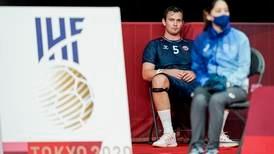 Sagosen utvist da medaljedrømmen brast for håndballgutta: - Danmark vant fortjent