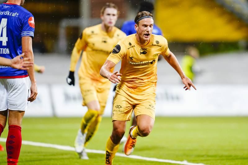 Bodø/Glimts Erik Botheim scoret det avgjørende målet da Vålerenga nok en gang gikk tapende av banen.