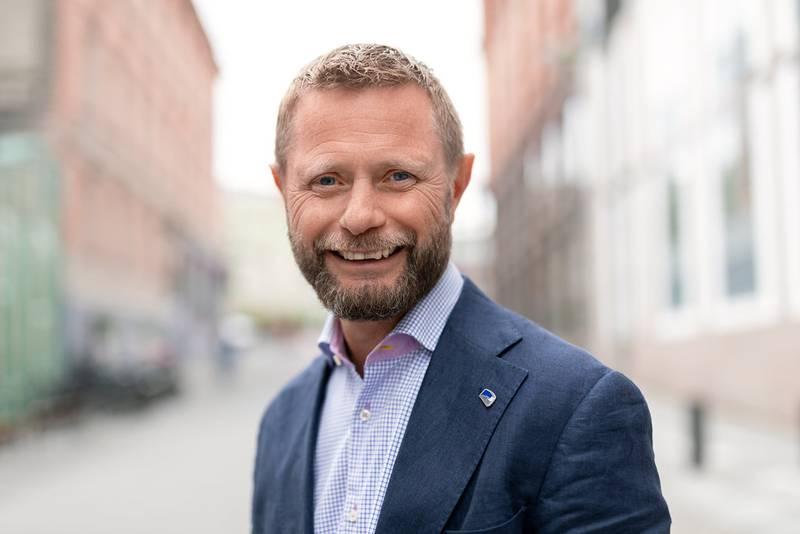 Helseminister og 2. nestleder i Høyre.