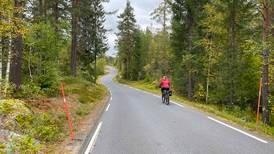 Turtips: Skauleis sykkeltur mellom Kongsberg og Hokksund