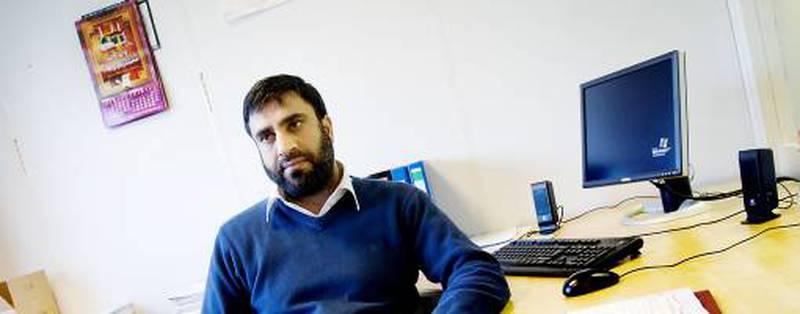 Maqbool Hussein er daglig leder i Norges første firma som vil gjøre det mulig for muslimer å kjøpe bolig og samtidig være tro mot islam.