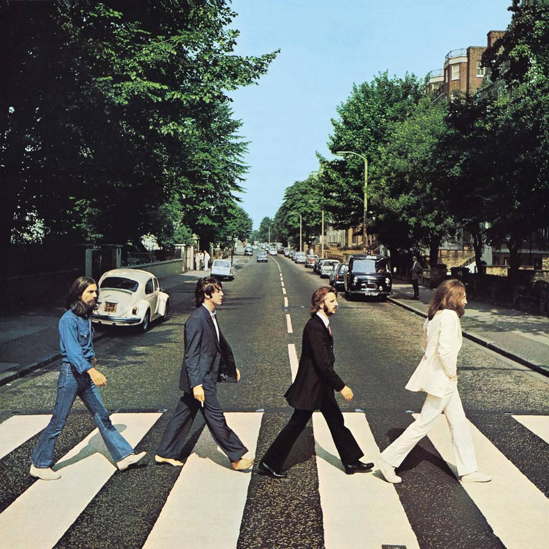 Coveret til Beatles' Abbey Road - rom for mye tolkning og mange konspirasjoner.