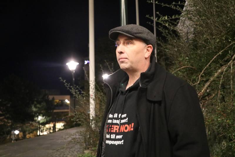 Jan Ove Sikveland vedtar forelegget på 25.000 kroner.