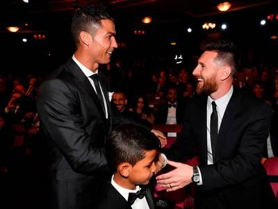 Ronaldo snart dollarmilliardær – følger Woods og Mayweather