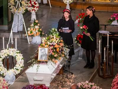 Maud Angelica Behn fronter kampanje mot selvmord