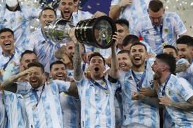 Messi takket Gud og ble hyllet etter Argentina-triumfen: – Den beste i historien