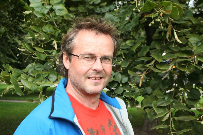 Arnodd Håpnes, biolog og fagsjef i Naturvernforbundet.