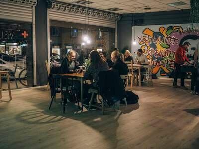 Røde Kors etablerer ungdomstilbudet Fellesverket i Stavanger