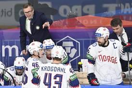 Sparta-treneren ser fortsatt på Oilers som et topplag