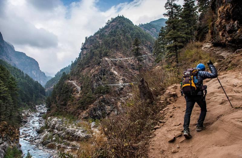 Som alenereisende setter du selv grensene for hvor langt du kan dra og hvor lenge du blir borte.