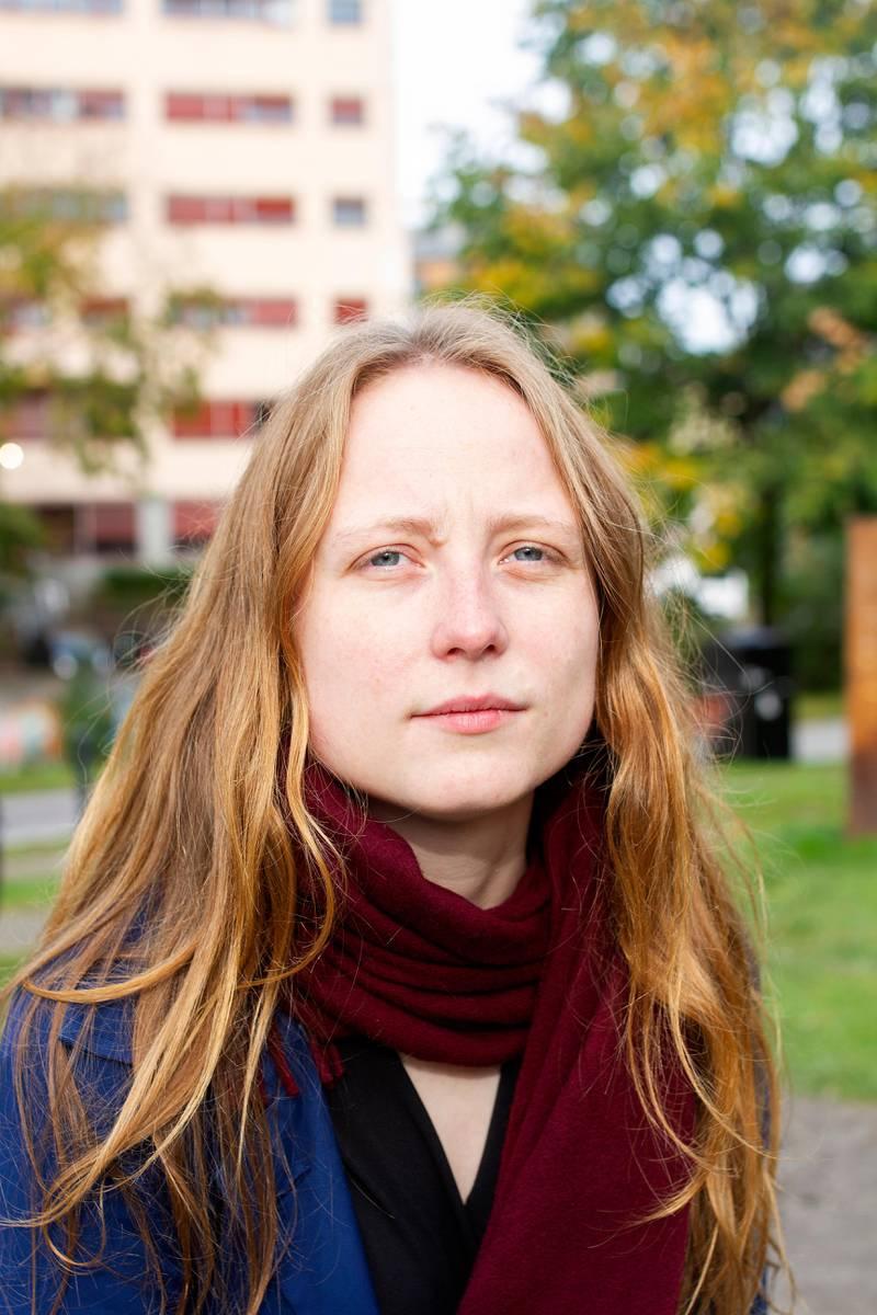 Agnes Viljugrein auf ap gamle Oslo