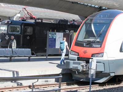 Snart normal togtrafikk Oslo-Sverige