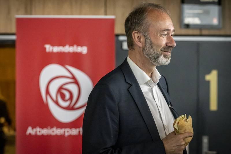 Trond Giske ønsker ikke å stille som ordførerkandidat i Trondheim i 2023. Arkivfoto: Heiko Junge / NTB