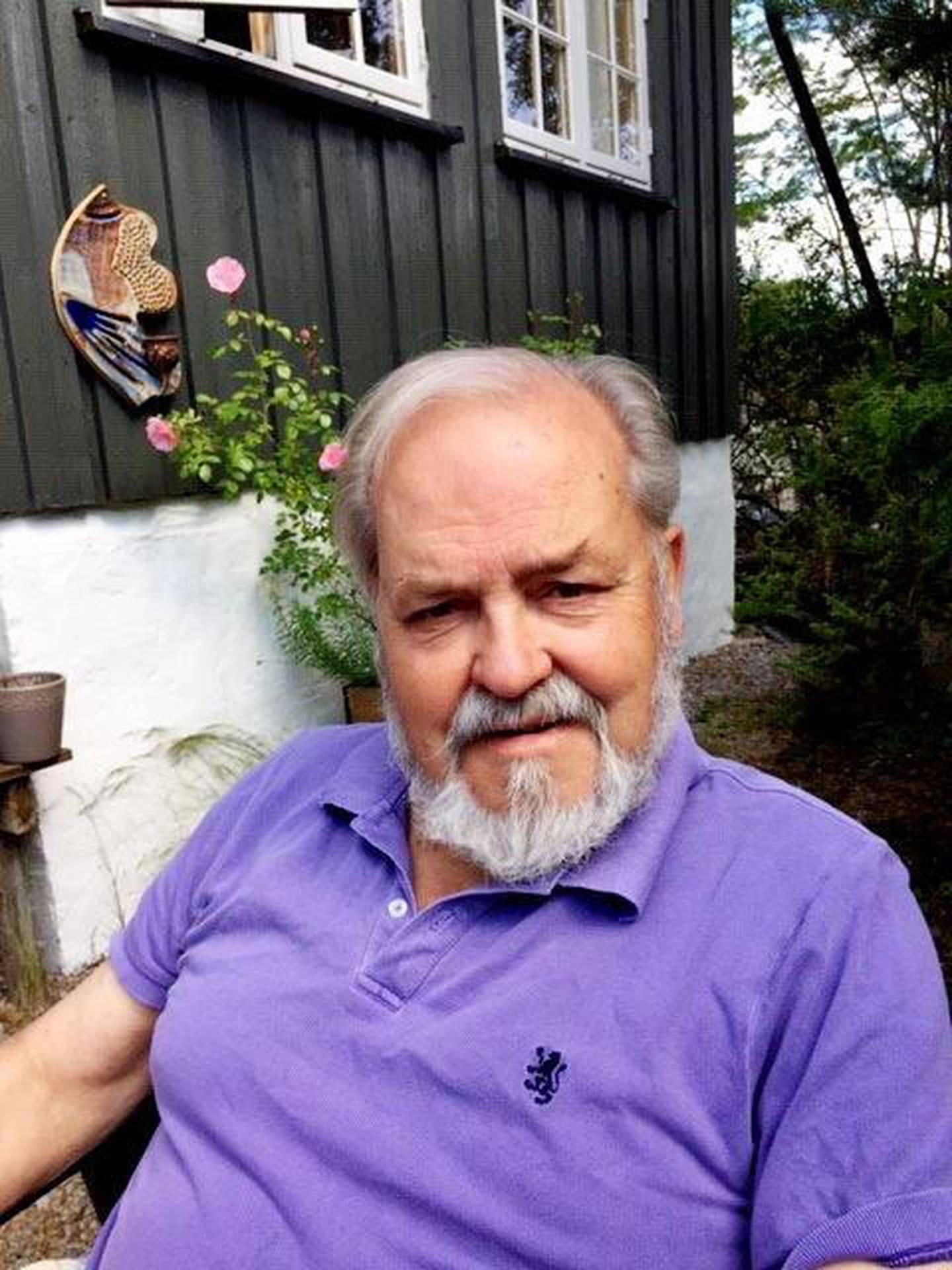Morten Knarvik Svendsen.