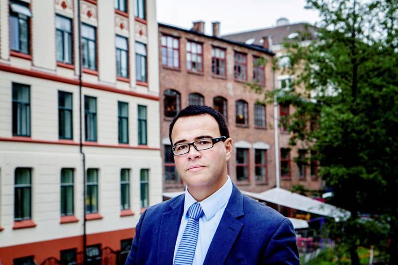 Fagdirektør Thomas Bartholdsen i Forbrukerrådet.