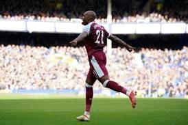Evertons hjemmerekke røk mot West Ham