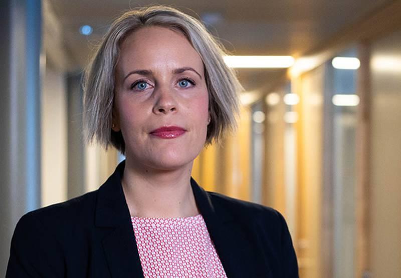 Kommuneoverlege i Fredrikstad, Lise Wangberg Storhaug