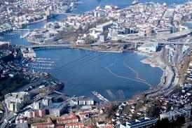 Bergen er byen med renest luft i Norge, ifølge EU