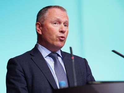 Oljefondssjef Nicolai Tangen er koronasmittet