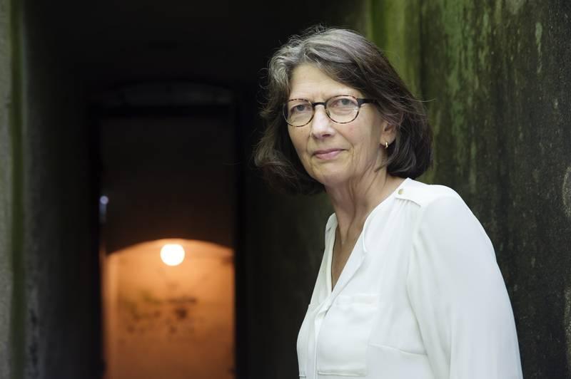 Guri Hjeltnes, direktør for Holocaust-senteret.