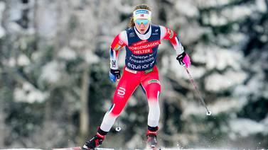 Helene Marie Fossesholm tok sitt første senior-gull i NM