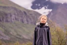 Greta Thunberg på Vogue Scandinavias første forside